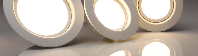 vitrinas con luces led en malaga